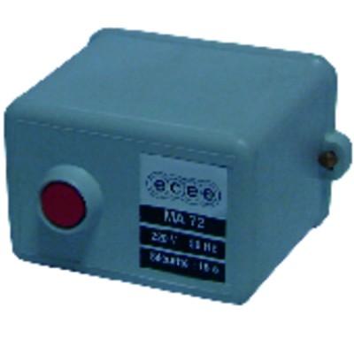 Boîte de contrôle CEM ECEE MA 52 - ECEE : MA52.10M