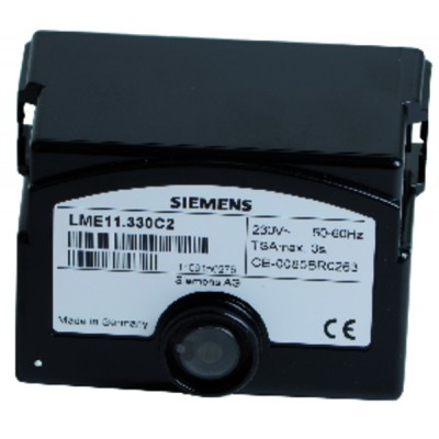 Steuergerät LANDIS und  GYR STAEFA - SIEMENS Gas LME  22 232A2 - SIEMENS: LME22 232C2