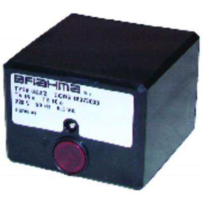 Centralita de control BRAHMA SR3/TR15 - BRAHMA : 18025651