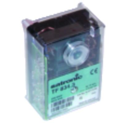 Boîte de contrôle fioul TF 834.3 - RESIDEO : 02234U
