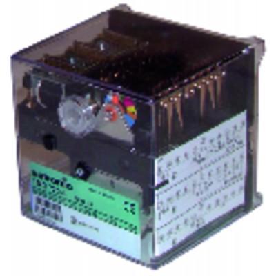 Boîte de contrôle SATRONIC fioul DKO 972