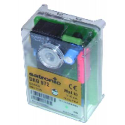 Apparecchiatura SATRONIC TFI 812-2 mod 10 - RESIDEO : 02602U