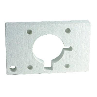 Aislante fibra cerámica - ACV : 51700106