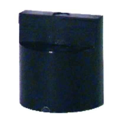 Kit accouplement direct DIFFPRATIC noir (X 6)
