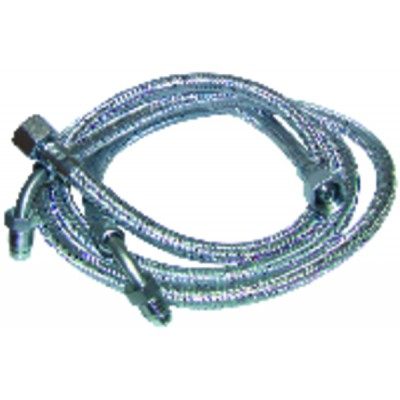Fuel hose series 23, female - female (X 2)
