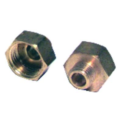 Reduzierstück F3/8 x M1/4   (X 2)