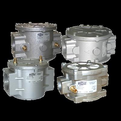 "Gas filter type fg05 with pressure plug ff1""1/4 - MADAS : FM05 D50"
