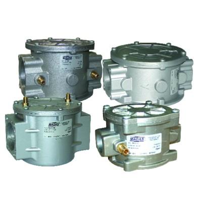 "Gas filter type fg06 with pressure plug ff1""1/2 - MADAS : FM06 D50"