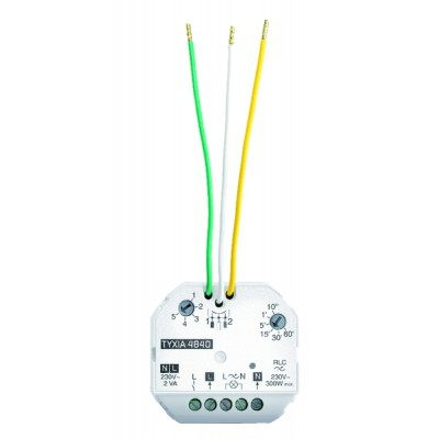 Lighting dimmer receiver and timer TYXIA 4840 - DELTA DORE : 6351115
