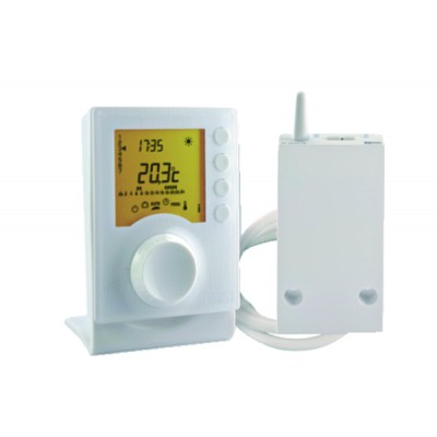 Delta dore thermostat thermostat tybox 137 radio - DELTA DORE : 6053007