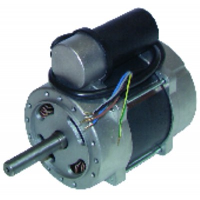 Blanker Standard Motor unbelüftet Motor AACO  60.2.130MS