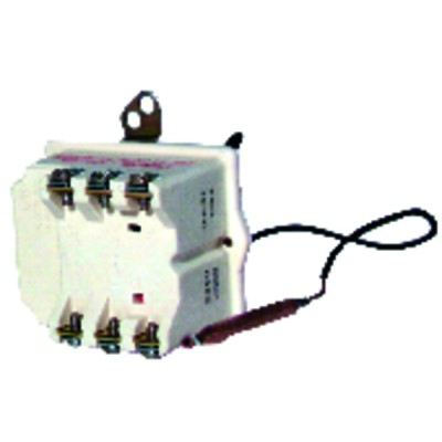 Water heater thermostat bsd 370 1 bulb 3phase - COTHERM : BSD0000607