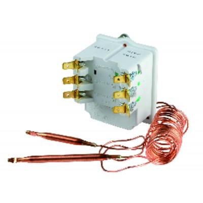 Control aquastat with bulb - COTHERM : BTS6001807