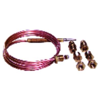 Thermocouple 7 raccords L900mm
