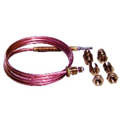 Thermocouple 7 raccords GPL L900mm