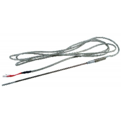Electronical thermostat accessory probe pt100