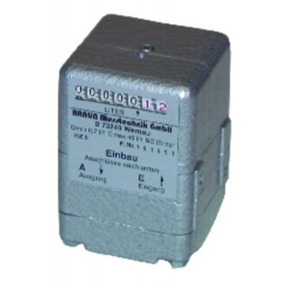 Meters fuel hz5 ff1/8