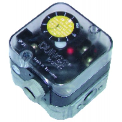 Air and gas pressure switch dg150u - ELSTER SAS : 84447500