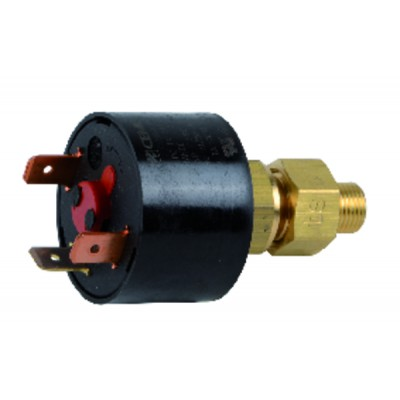 Low water pressure switch hermann