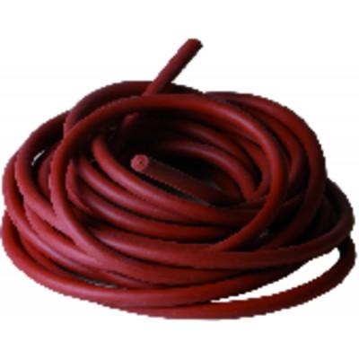 Cable alta tensión silicona 250°C Ø 6