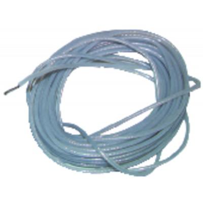 Standard high-voltage cable hv lead ptfe 250°c 5m