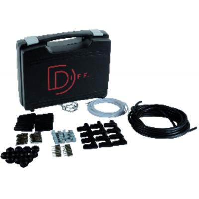 Standard high-voltage cable maintenance kit