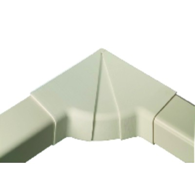 Adjustable internal angle 60x80 cream-coloured 9001