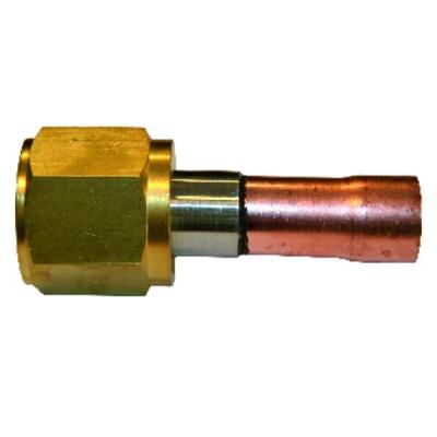 Quick connector SAE X ODF FSA 3/8