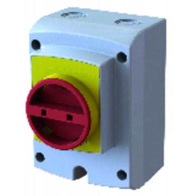 Isolator switch