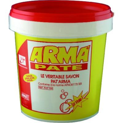 Soap PATE ARMA - GRAISSEBELLEVILLE : PAT750