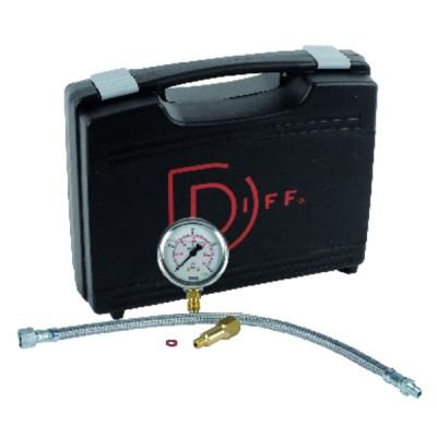 Valigetta pressione gasolio 40 bar