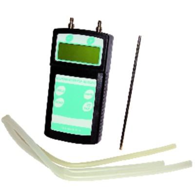 Manometro differenziale digitale - TECNOCONTROL : MA202DG