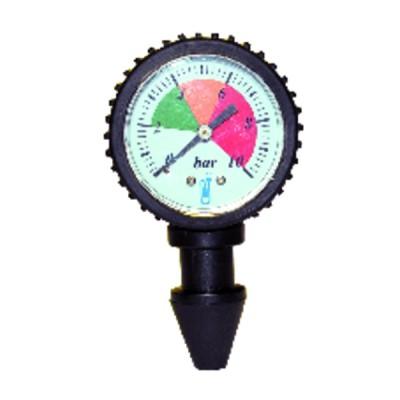 Manometro per pressione acqua
