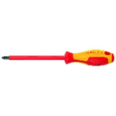 Elektro-Kreuz-Schraubenzieher Phillips® PH1 - KNIPEX - WERK: 98 24 01
