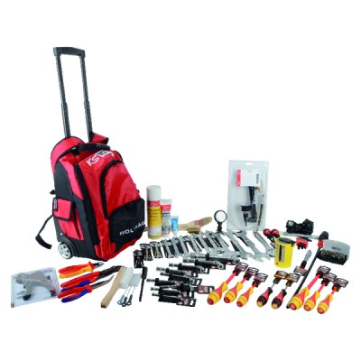 Kit mochila y herramientas