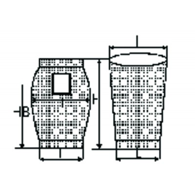 Sac d'aspirateur (X 10)