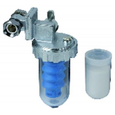 Kit including dosottone filter+ 7 cartridges