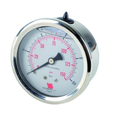 Manómetro para suelo calentador