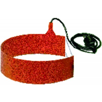 Heating belt with safety thermostat - GALAXAIR : HB-400-T