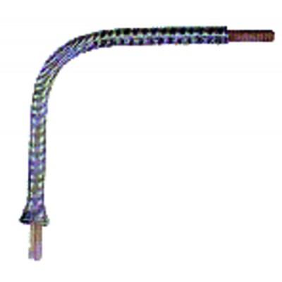 Spring tube bender 3/8
