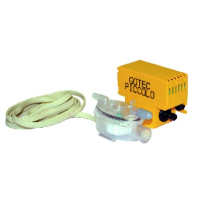 Removal pump piccolo t10  - GOTEC : 110957
