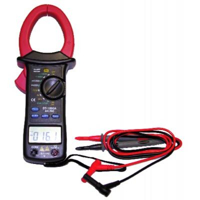 Pinza amperimétrica Tipo DT1000A