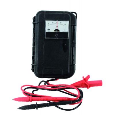 Micro-ampèremètre portable -50 à 50µA