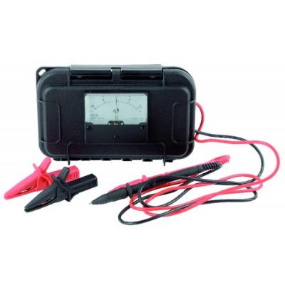 Galvanometer Galvanometer tragbar von -10 bis 10µA