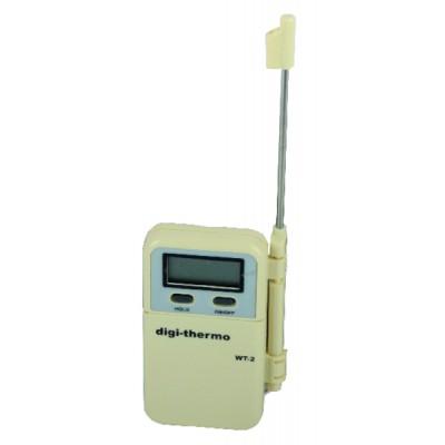 Thermomètre électronique portable SA880X