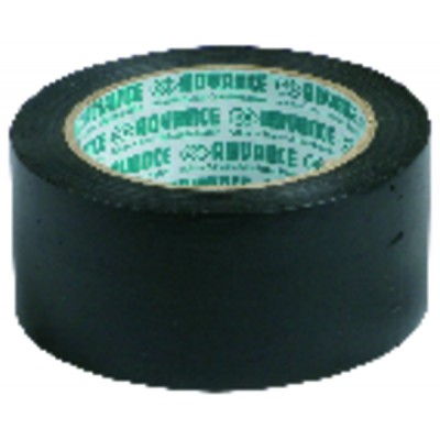 Thermal insulation pvc adhesive black roll 50mm - ADVANCE : 161911