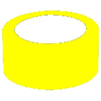 Cinta PVC adhesiva AMARILO 33 m x 50 mm  - ADVANCE : 161942