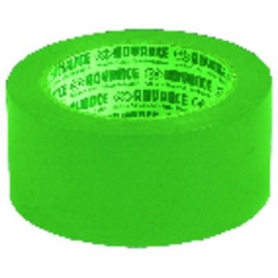 Cinta PVC adhesiva VERDE 33 m x 50 mm  - ADVANCE : 162031