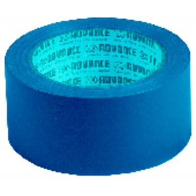 PVC adhesiva AZUL 33 m x 50 mm - ADVANCE : 162017