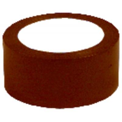Cinta PVC adhesiva MARRÓN 33 m x 50 mm  - ADVANCE : 162024